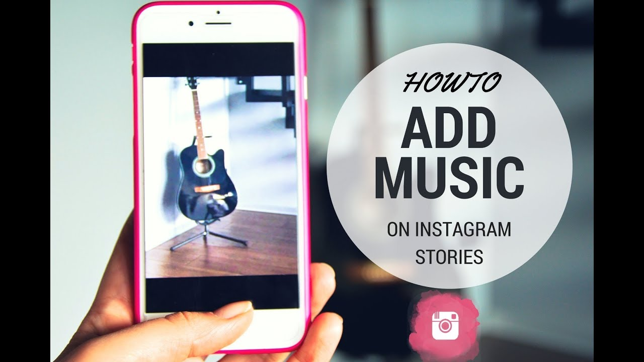 How to add music on insta stories instagram tips hacks youtube musiconinstastories music instagram ccuart Images
