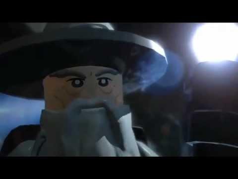 Neuer Trailer zu «LEGO Der Herr der Ringe»