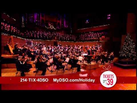 Dallas Symphony Christmas Pops
