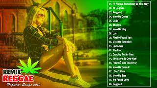 Top 100 Reggae English Songs 2019 - Best Reggae Remix Songs 2019 - New Reggae Music Hits 2019