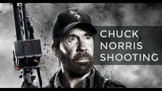 Chuck Norris Shooting (with Facts)