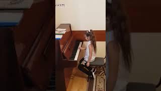 1 Музыкальное занятие ( обучение детей игре на фортепиано ).