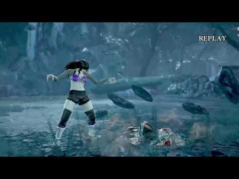 Soul Calibur 6: Mizorie Vs Belinda (CPU Battle)