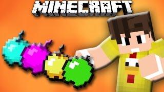 BÜYÜLÜ ELMALAR MODU !! - Minecraft Mod Tanıtımları #93