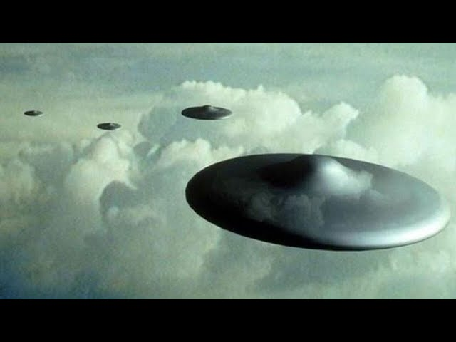 UFO'S HAVE CRASHED ON EARTH & WE HAVE THEIR PARTS