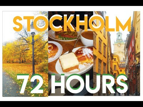 CHEAP/FREE places to visit in STOCKHOLM & WHY you should VISIT