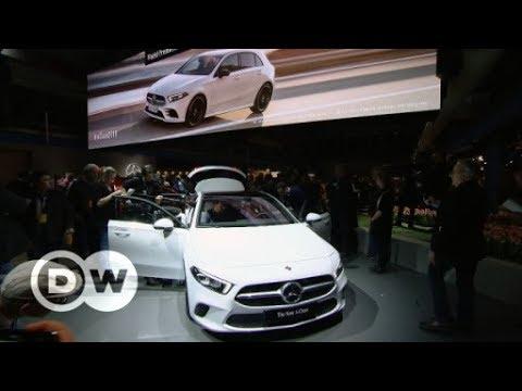 Fourth-generation Mercedes A-Class   DW English
