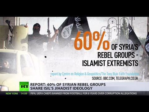 60% of Syrian rebel groups share ISIS ideology - report