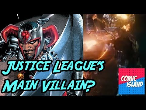 Who Is Steppenwolf? Justice League