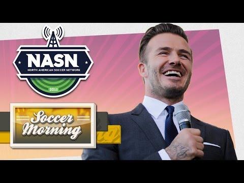David Beckham Announces Miami MLS Franchise & Fulham Struggle: Soccer Morning