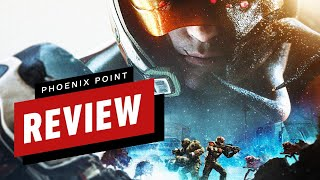 Phoenix Point Review (Video Game Video Review)