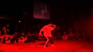 BBoy Championships Solo Battle 2002: Crazy Legs goes Old School