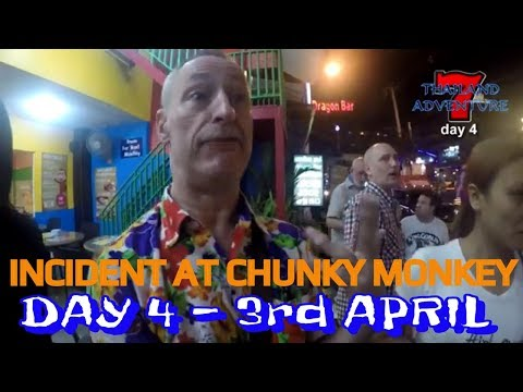 Incident at Chunky Monkey, Day 4 pt 3, 3rd April 2019 - TA7