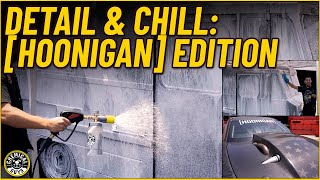 Detail \u0026 Chill - Hoonigan Edition - Relax And Shine! - Chemical Guys