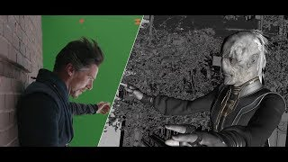 Avengers: Infinity War - VFX Breakdown by Framestore