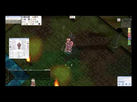 Thanatos Test - Nightmare Amon Ra On 135 GX