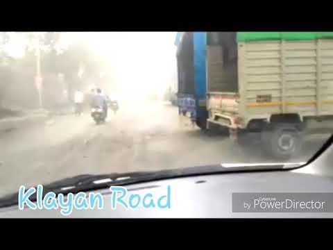 Bhiwandi City  Bad Road 2017