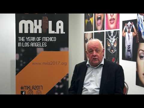 Jim Sheridan is part of MXLA2017