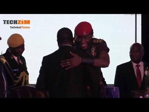 President ED Mnangagwa Dance of Kutonga Kwaro Full Version and NO SCARF