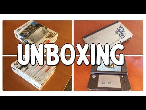 Unboxing | NEW NINTENDO 3DS XL MONSTER HUNTER 4 ULTIMATE EDITION - Primeras impresiones en Español