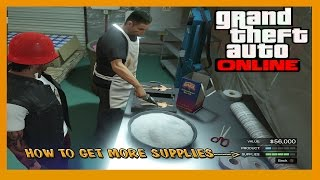 GTA 5 How To Buy Or Steal Supplies Online (Get More Supplies)
