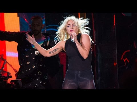 Lady Gaga  The Cure at Coachella HD 4k NEW SONG!