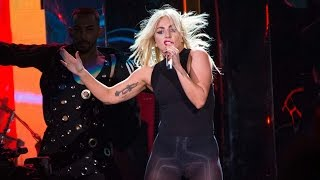 One of Bradlee Wannemacher's most viewed videos: Lady Gaga - The Cure at Coachella (HD 4k) NEW SONG!