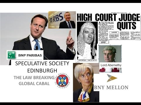 Cameron the C word on the Spec Society Global Mafia