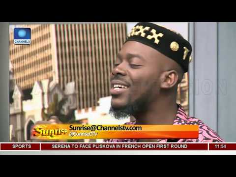 You Don't Need To Study Music To make Music,All You Need Is The Talent-- Adekunle Gold Pt.2