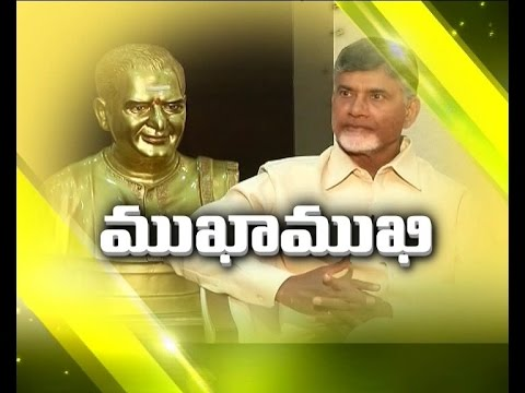 CM Chandrababu Interview On Amaravati 'The Dream Capital Of Andhra Pradesh' ;  ETV Exclusive