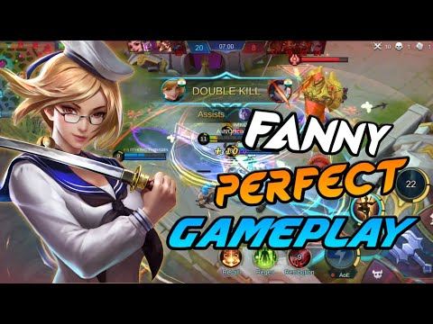 How to Play Fanny Properly | Fanny Insane Gameplay | Mobile Legends Bang Bang thumbnail