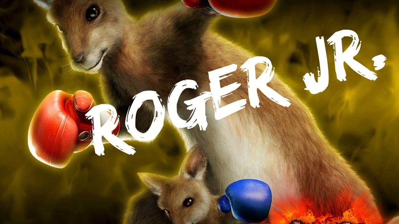 Tekken 6 [ Roger Jr. ]...