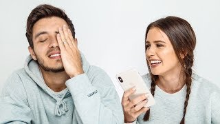 Reacting To My Wife's Old Fangirl Photos...PART 2!!