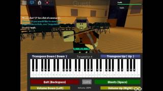 Roblox violin (not game title)