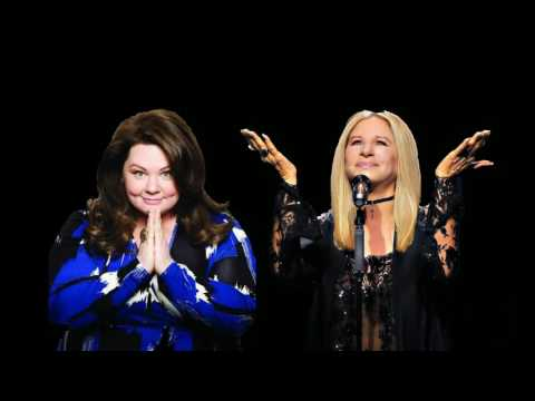 """""""ANYTHING YOU CAN DO"""" Barbra Streisand with Melissa McCarthy  (from Annie Get Your Gun)"""