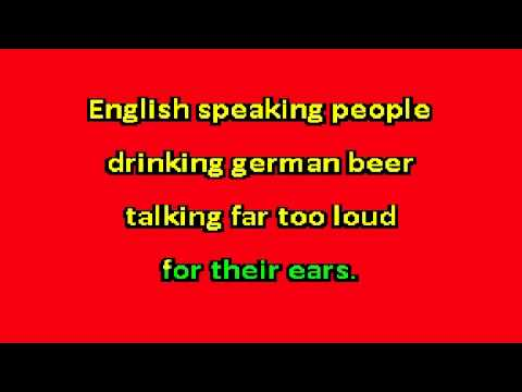 Paul McCartney - Cafe on the left bank KARAOKE