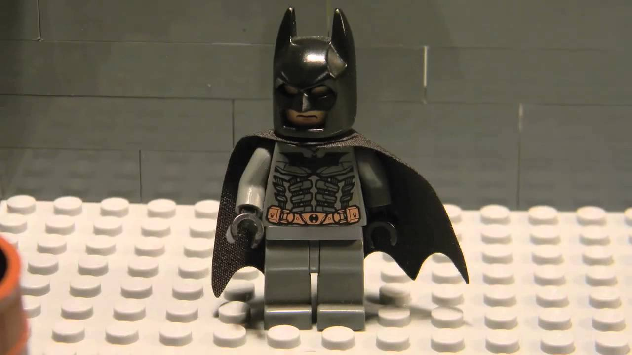 Lego Batman Arkham Origins