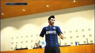 """Presentación de Gary el """"Pitbull"""" Medel en el Inter (PES 2013)"""