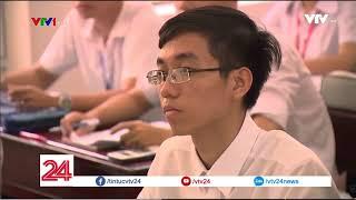 Đoạt Huy chương vàng Olympic vật lý Châu Á từ phương pháp học không phấn - Tin Tức VTV24