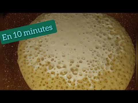 البغرير-المغربي-ناجح-من-التجربة-الأولى-بمكونات-مضبوطة-🥞😍crêpes-mille-trous-facile