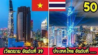 50 อันดับ ประเทศที่ดีที่สุดในโลก ( ไทยอยู่อันดับไหน? )