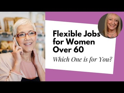 Flexible Jobs for Women Over 60 | Nancy Collamer | Sixty and Me Show with Margaret Manning