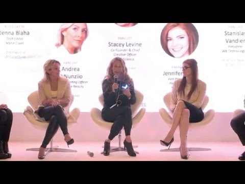 High-Tech Beauty Makeovers @ Digital Health Summit Expo CES 2016