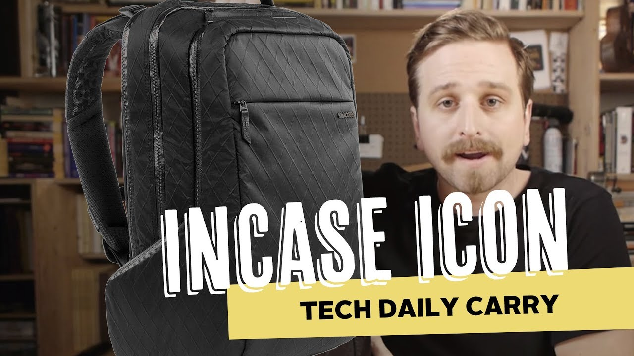 930b010bfdd Incase ICON Backpack Review (Diamond Wire) - YouTube