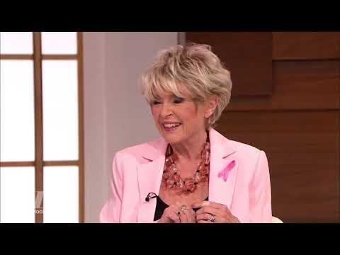 Gloria Hunniford is An OBE!  Loose Women