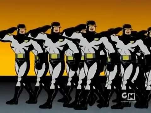 Time Squad Recruitment Ad