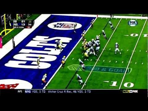 Andrew Luck - 2012 Rookie Highlights [HD]