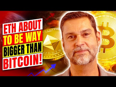 Raoul Pal: Huge Wall Of Institutional Money Coming Into Ethereum! Eth Is About TO Explode!