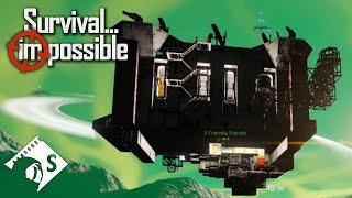 Survival Impossible - Whuuu? How did that happen? #48 - Space Engineers Hardcore Survival