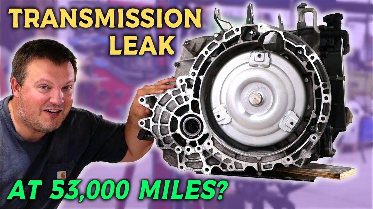 Ford Edge Transmission Leak from Bell Housing - Tie Rod End - Smart Key Programming - Evap Leak